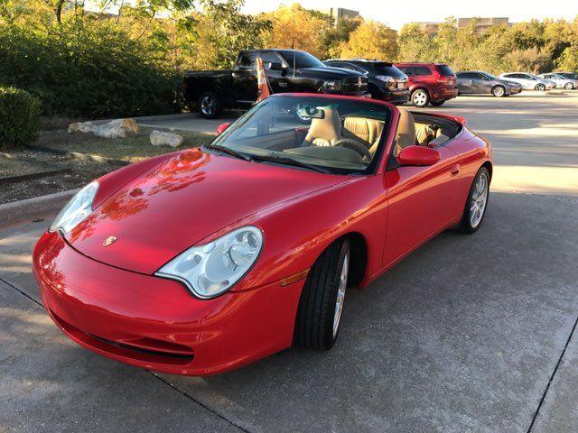 2002 Porsche 911 Carrera 2 Base in Carrollton, TX 75006