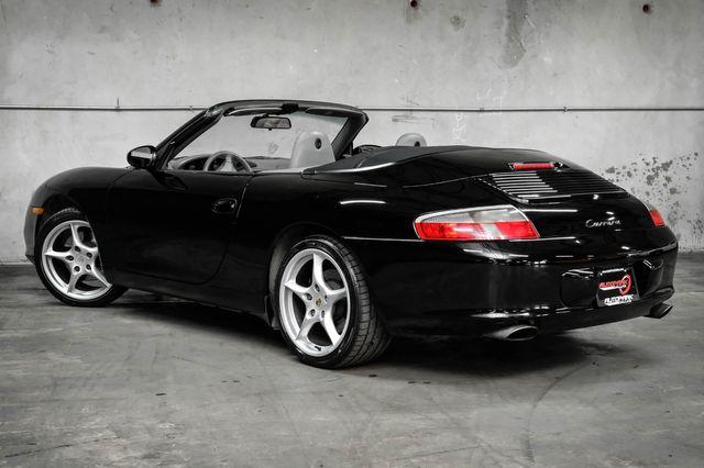 2002 Porsche 911 Carrera Cabriolet in Addison, TX 75001