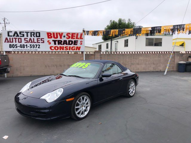 2002 Porsche 911 Carrera in Arroyo Grande, CA 93420