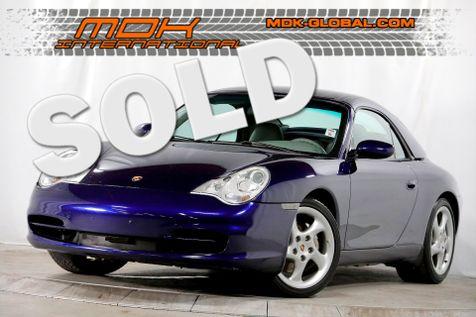 2002 Porsche 911 Carrera - Manual - Hardtop - Xenon headlights  in Los Angeles