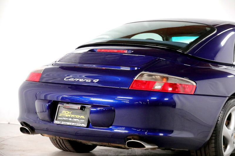 2002 Porsche 911 Carrera - Manual - Hardtop - Xenon headlights   city California  MDK International  in Los Angeles, California