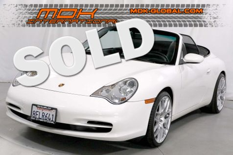 2002 Porsche 911 Carrera - Upgraded wheels - Navigation - Bluetooth in Los Angeles