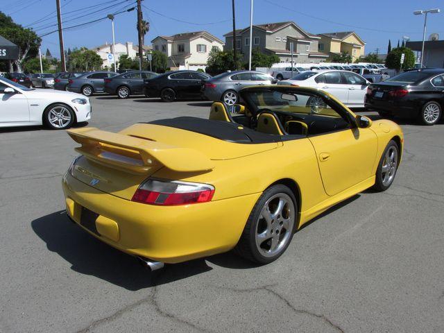 2002 Porsche 911 Carrera Cabriolet in Costa Mesa, California 92627