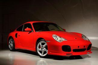 2002 Porsche 911 Carrera 911 Carrera 4 Turbo Coupe With Aerokit Carbon Inte in Dallas, Texas 75220