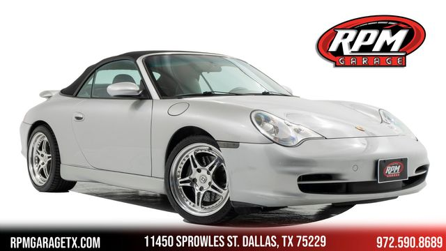 2002 Porsche 911 Carrera with Many Upgrades