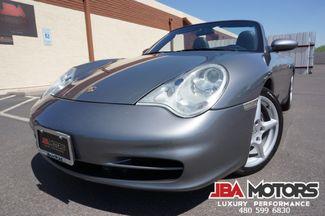2002 Porsche 911 Carrera Cabriolet Convertible 996 ~ CLEAN CARFAX LOW MILES | MESA, AZ | JBA MOTORS in Mesa AZ