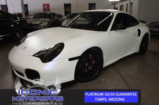 2002 Porsche 911 Carrera Turbo | Tempe, AZ | ICONIC MOTORCARS, Inc. in Tempe AZ
