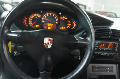 2002 Porsche 911 Carrera Cabriolet | Tempe, AZ | ICONIC MOTORCARS, Inc. in Tempe, AZ