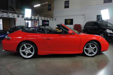 2002 Porsche 911 Carrera Cabriolet   Tempe, AZ   ICONIC MOTORCARS, Inc. in Tempe, AZ