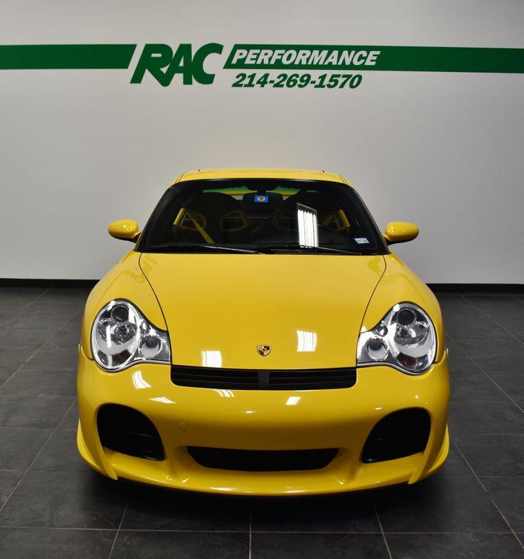 2002 Porsche 911 Turbo in Carrollton, TX