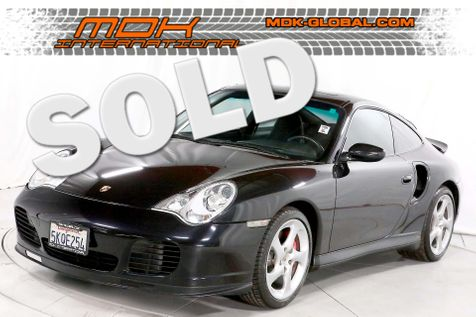 2002 Porsche 911 Turbo  - Manual - Only 44K miles - New clutch in Los Angeles
