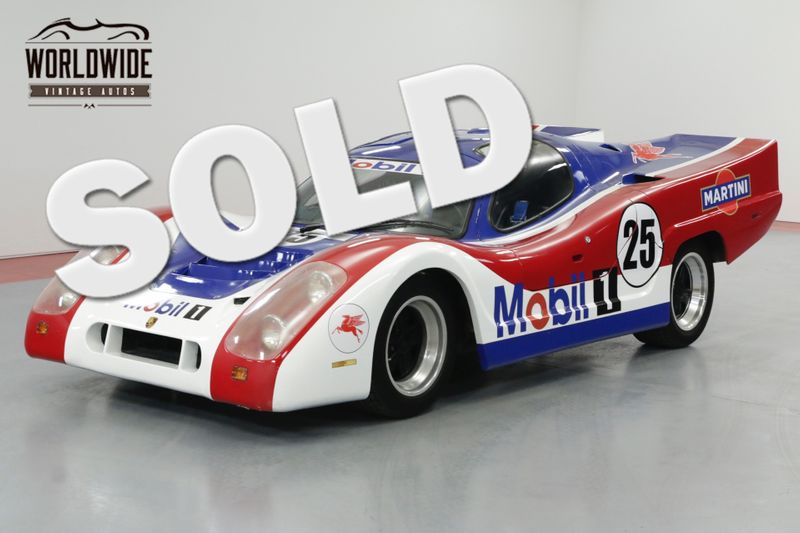 2002 Porsche 917 REPLICA PORSCHE 917 5.7 LTR ENGINE 5 SPEED TRANSAXLE   Denver, CO   Worldwide Vintage Autos