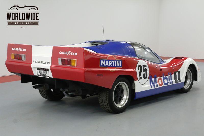 2002 Porsche 917 Replica Porsche 917 57 Ltr Engine 5 Speed