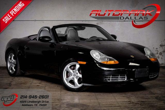 2002 Porsche Boxster in Addison TX, 75001