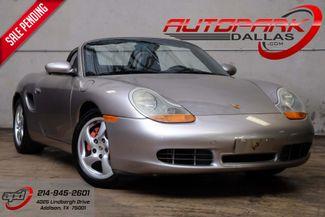 2002 Porsche Boxster S 6-Speed Manual in Addison, TX 75001