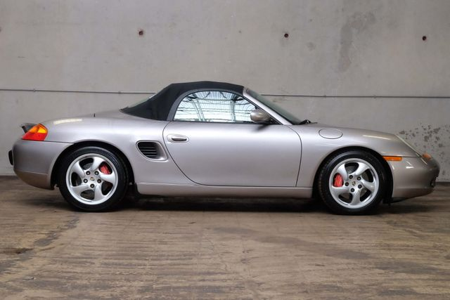 2002 Porsche Boxster S 6-Speed Manual in Addison, TX 75001