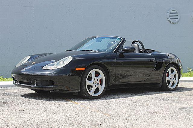 2002 Porsche Boxster S Hollywood Florida No 1 Auto Sales Inc