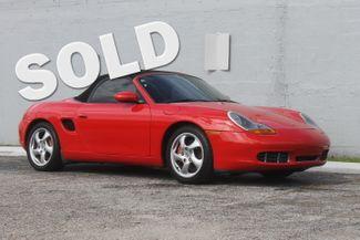2002 Porsche Boxster S Hollywood, Florida