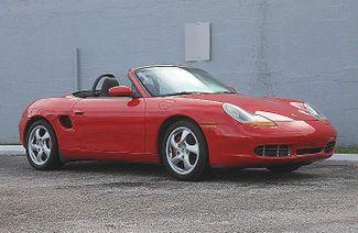 2002 Porsche Boxster S Hollywood, Florida 14