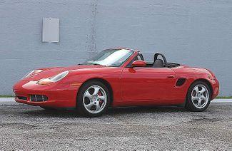 2002 Porsche Boxster S Hollywood, Florida 51