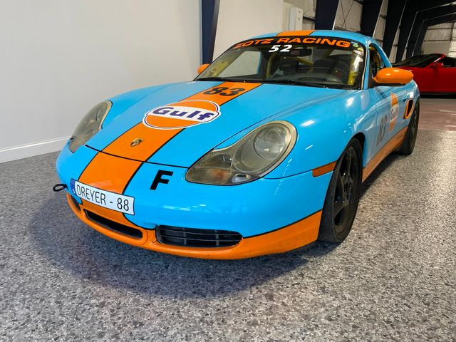 2002 Porsche Boxster S Longwood, FL 13