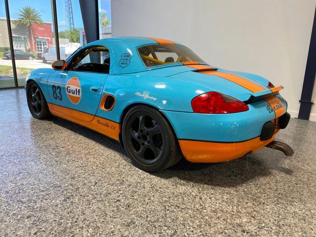 2002 Porsche Boxster S Longwood, FL 2