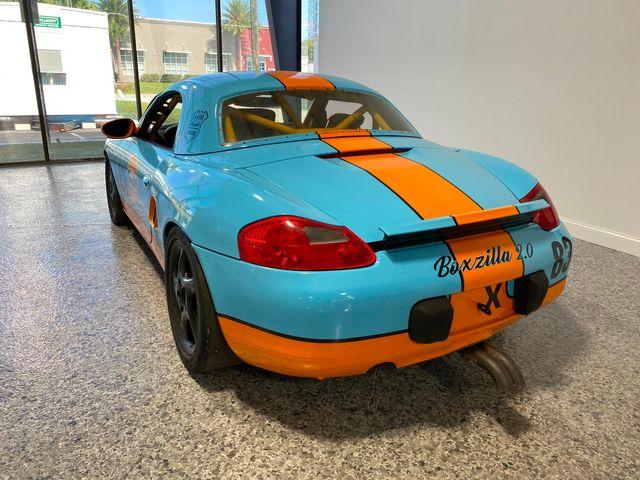 2002 Porsche Boxster S Longwood, FL 3