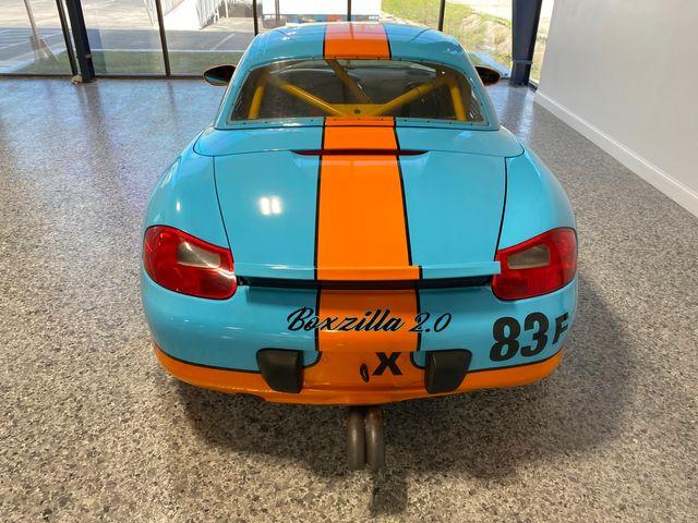 2002 Porsche Boxster S Longwood, FL 4