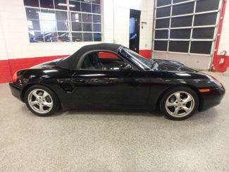 2002 Porsche Boxster, 5-SPEED MANUAL, TOTALLY CLEAN, READY TO IMPRESS Saint Louis Park, MN 1