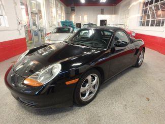 2002 Porsche Boxster, 5-SPEED MANUAL, TOTALLY CLEAN, READY TO IMPRESS Saint Louis Park, MN 2