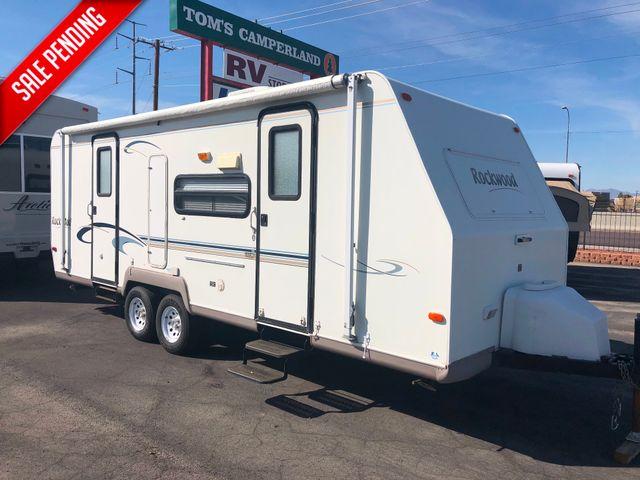 2002 Rockwood 2506   in Surprise-Mesa-Phoenix AZ