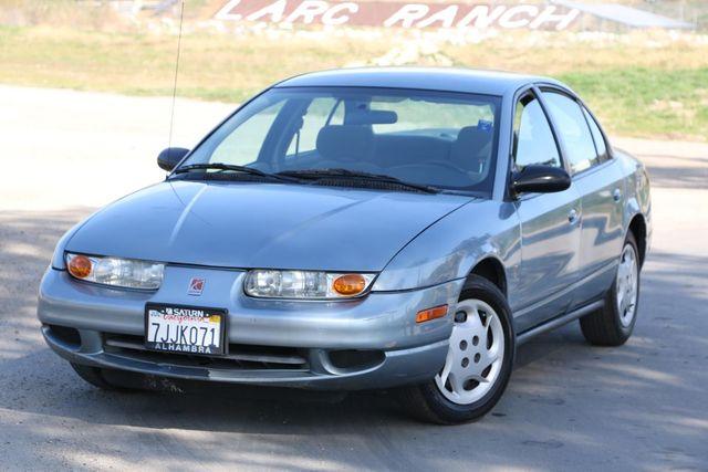 2002 Saturn SL Santa Clarita, CA 4
