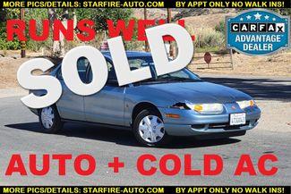 2002 Saturn SL Santa Clarita, CA