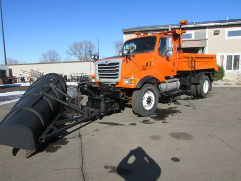 2002 Sterling L8511 Sterling Plow/Dump Truck with Sander  in St Cloud, MN