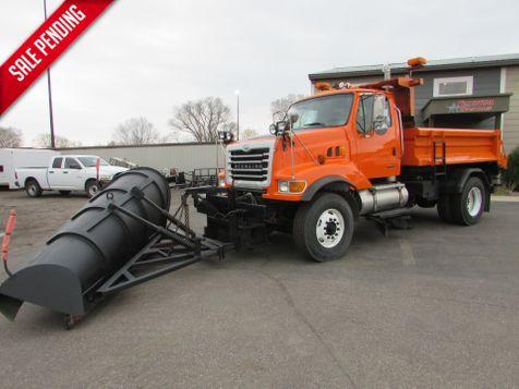 2002 Sterling L8511 Sterling Plow/Dump Truck with Sander  in St Cloud, MN