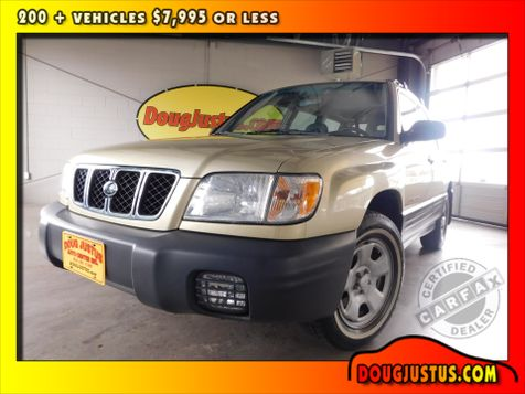 2002 Subaru Forester L in Airport Motor Mile ( Metro Knoxville ), TN
