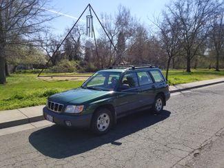 2002 Subaru Forester L Chico, CA