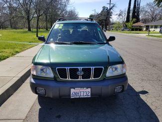 2002 Subaru Forester L Chico, CA 8
