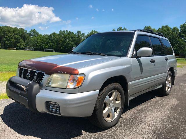 2002 Subaru Forester S w/Premium Pkg Ravenna, Ohio
