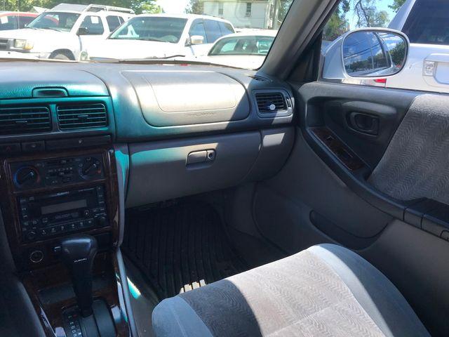 2002 Subaru Forester S w/Premium Pkg Ravenna, Ohio 9