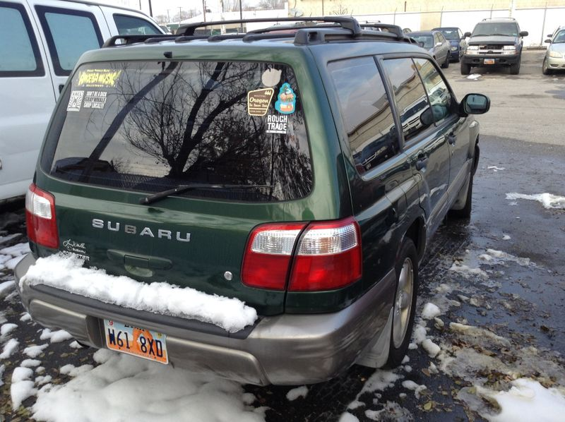 2002 Subaru Forester S  in Salt Lake City, UT
