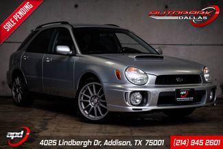 2002 Subaru Impreza WRX Sport 1-OWNER w/ Upgrades in Addison, TX 75001