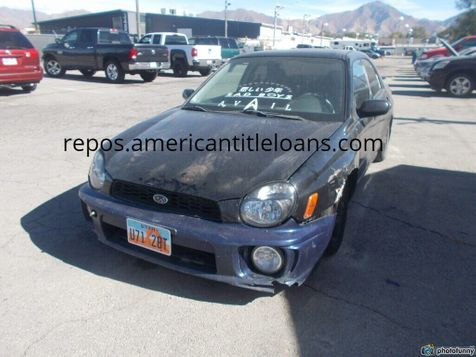 2002 Subaru Impreza RS in Salt Lake City, UT