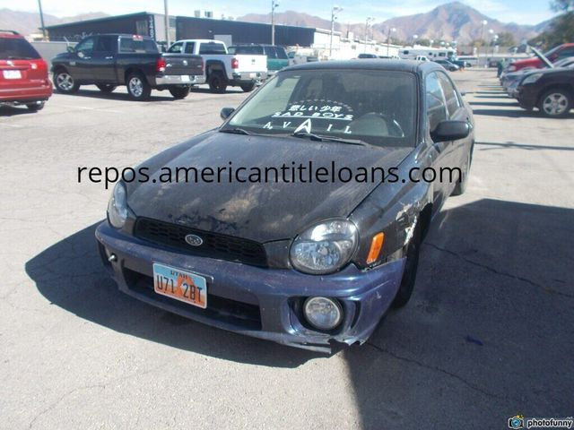 2002 Subaru Impreza RS Salt Lake City, UT
