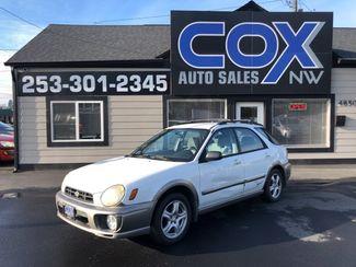 2002 Subaru Outback Sport in Tacoma, WA 98409