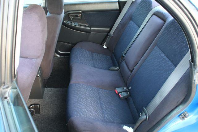2002 Subaru IMPREZA WRX 57K MLS 1-OWNER SERVICE REDORDS in Van Nuys, CA 91406