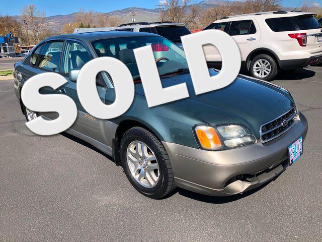 2002 Subaru Outback  | Ashland, OR | Ashland Motor Company in Ashland OR