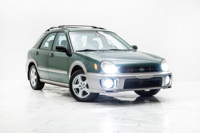 2002 Subaru Outback Wagon Sport in Carrollton, TX 75006