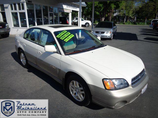 2002 Subaru Outback Ltd in Chico, CA 95928