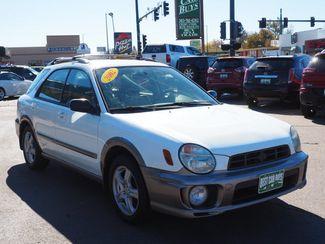 2002 Subaru Outback Sport Englewood, CO 2